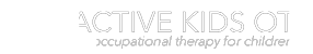 Active Kids OT Logo